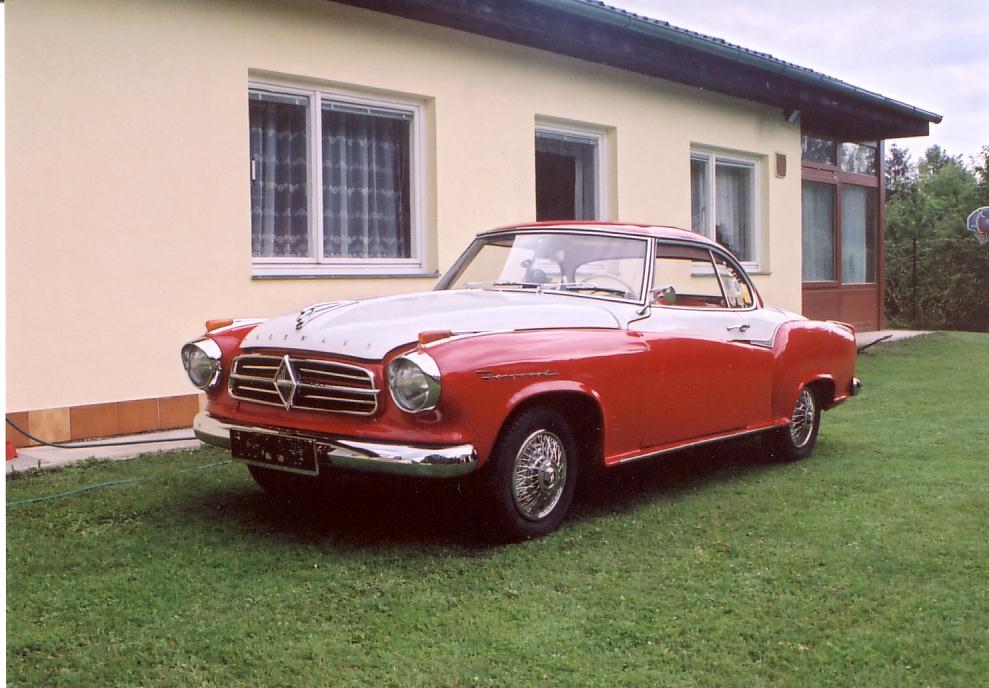 Isabella Coupe Bj. 1959